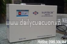 Lưu Điện Cửa Cuốn Santech