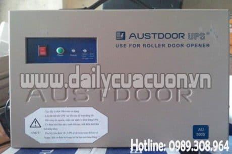 Lưu điện cửa cuốn Austdoor AU500