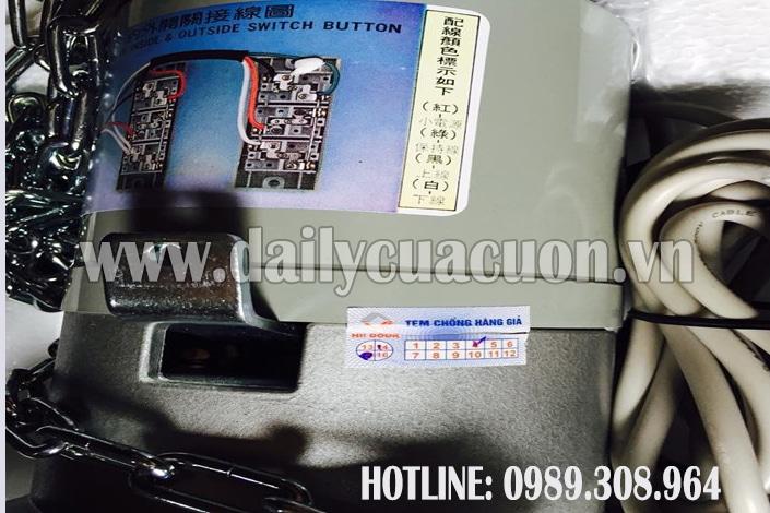 Motor cửa cuốn Sanyuan giá rẻ