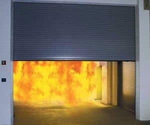 cửa cuốn Austdoor chống cháy