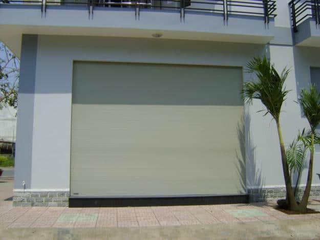 cửa cuốn tấm liền Netdoor