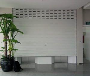 cửa cuốn khe thoáng T48T