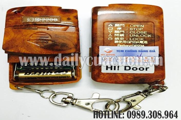 khóa điều khiển cửa cuốn sanyuan