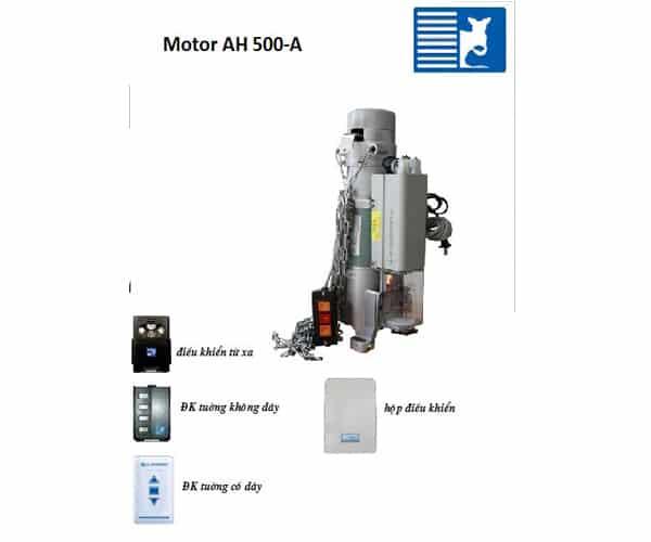 Tác dụng của Motor cửa cuốn Austdoor