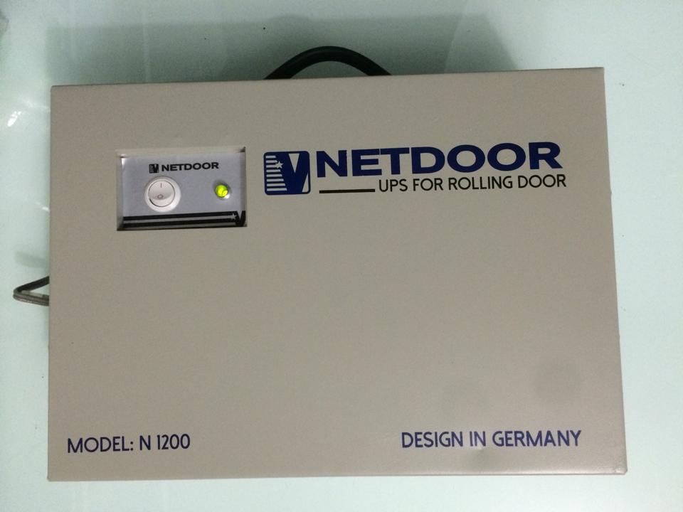 Lưu điện cửa cuốn Netdoor N1200