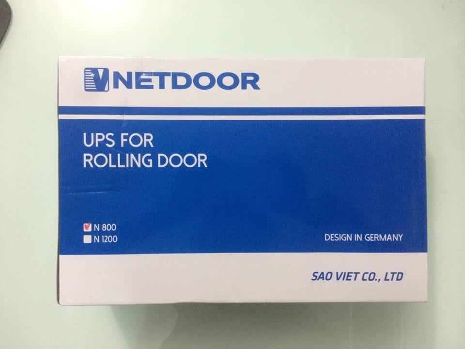 Lưu điện cửa cuốn Netdoor N800