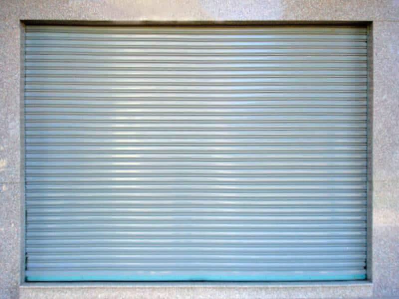 Cửa cuốn đài loan dày 0,8mm
