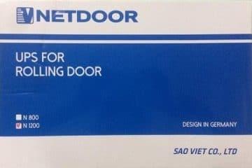 Báo giá cửa cuốn Netdoor