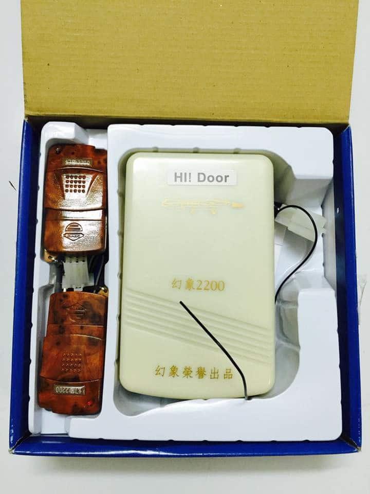 hộp điều khiển cửa cuốn Sanyuan 2200