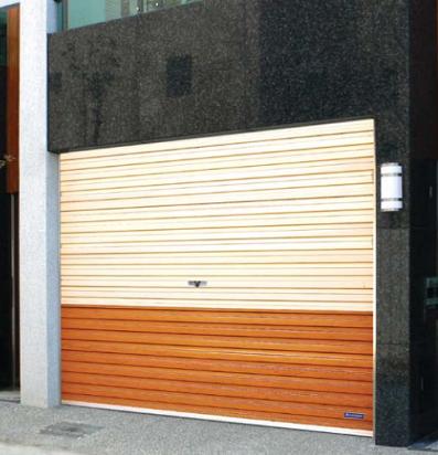 hình ảnh cửa cuốn tấm liền Austdoor