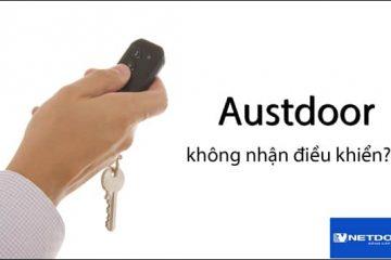 Tại sao cửa cuốn Austdoor không nhận điều khiển?