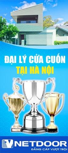 Sao Việt - Đại lý cửa cuốn uy tín tại Hà Nội