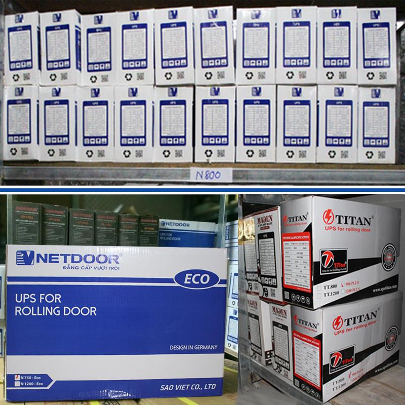 Lưu điện cửa cuốn sẵn hàng tại Sao Việt