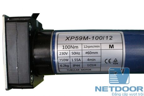 Motor Nertdoor trong ống 100N