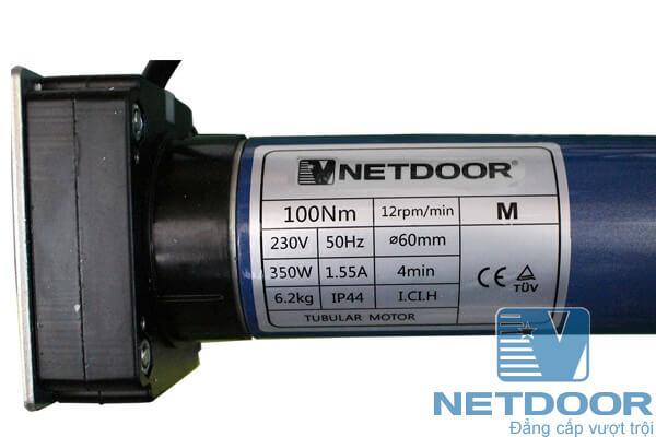 motor ống Netdoor N100