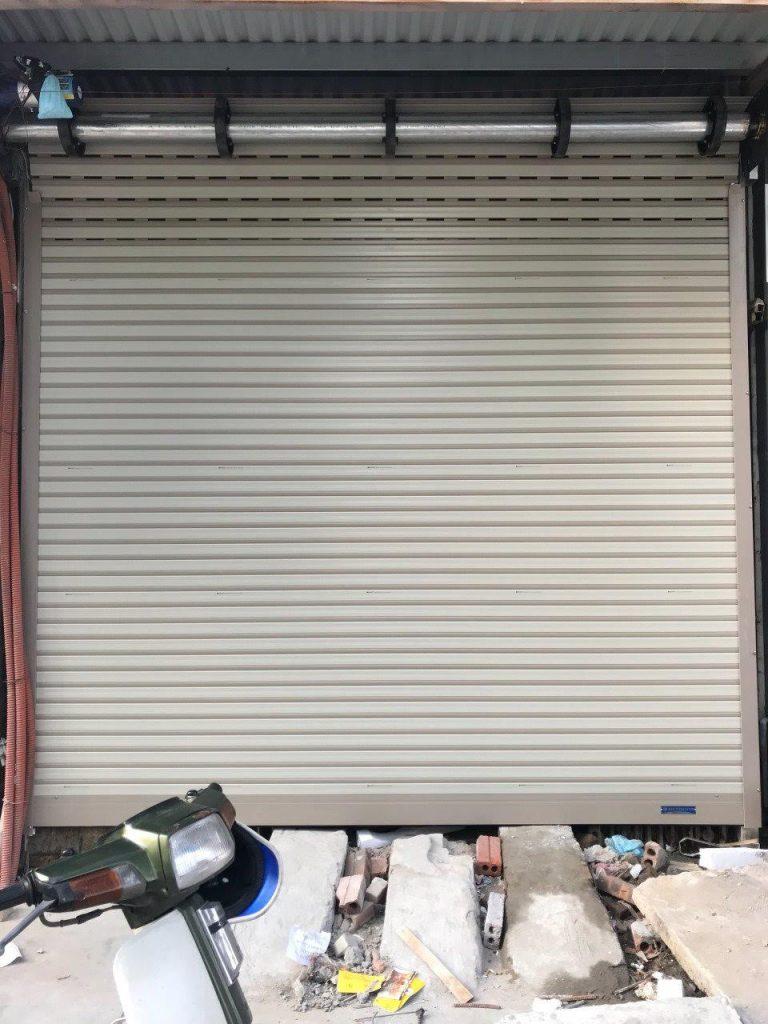 bộ cửa Netdoor NS01 hoàn thành - 4