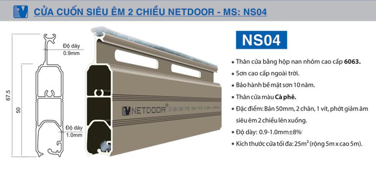 NETDOOR-NS04