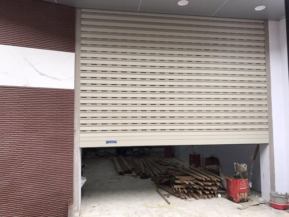 bộ cửa Netdoor NS01 hoàn thành - 2