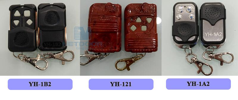 khóa điều khiển cửa cuốn YH thông dụng
