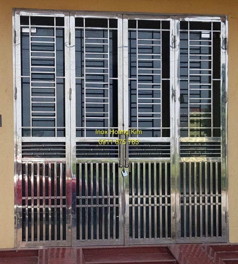 cửa cổng inox đẹp 3